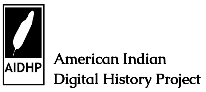 American Indian Digital History Project